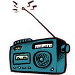 ラジオ(テレビ)で英会話