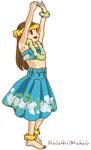 ハワイフラダンスの画像