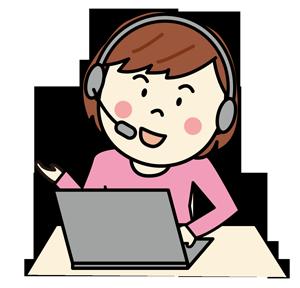 オンライン英会話 スカイプのイメージ